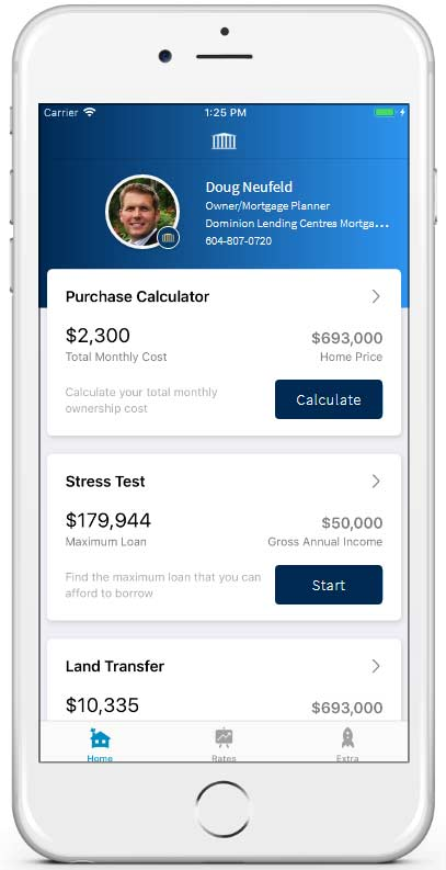 DLC Mortgage App